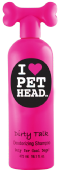PET HEAD Dirty Talk Shampoo 475ml Spearmint Lemongrass